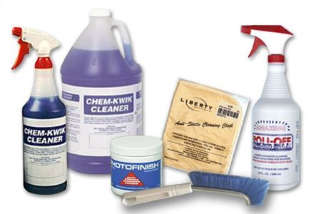 Picture for category Photo Cleaning Supplies