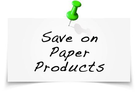 Picture for category Paper Products Clearance