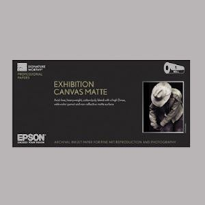 "Picture of Epson Exhibition Canvas Matte, 17"" x 40'"