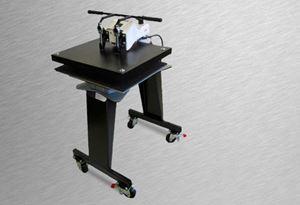 Picture of GeoKnight DK25S Jumbo Digital Swinger Heat Press - 20x25