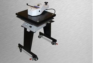 Picture of Geo Knight DK25SP Jumbo Digital Swinger Heat Press - 20x25