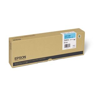 Picture of Epson T591500 UltraChrome K3 Ink 700ml Light Cyan