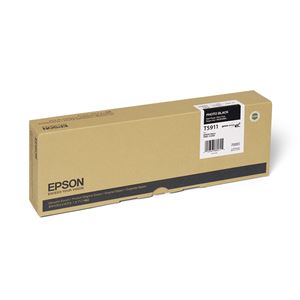 Picture of Epson T591100 UltraChrome K3 Ink 700ml Photo Black