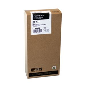 Picture of Epson T6421 UltraChrome Ink HDR Ink 150ml Black