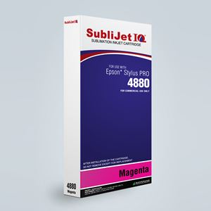 Picture of SubliJet IQ XG 8, Epson 4800, Magenta, 220ml