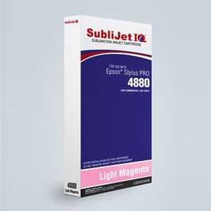 Picture of SubliJet IQ XG 8, Epson 4800, Light Magenta, 220ml