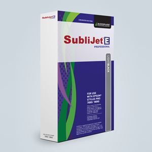 Picture of SubliJet-E, Epson 7890/9890, Light Black, 350ml
