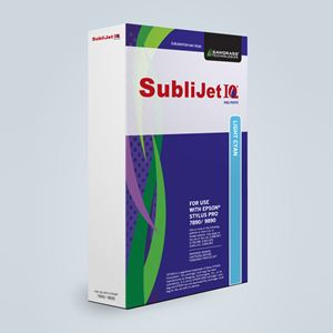 Picture of SubliJet IQ Pro Photo, Epson 7890/9890, Light Cyan (Pos 3), 350ml