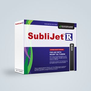 Picture of SubliJet-R, Ricoh SG 7100DN, Black, 60ml