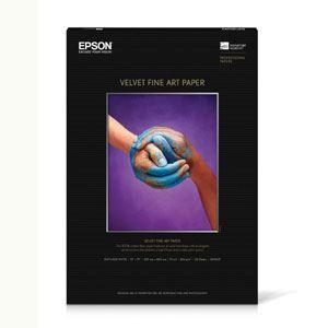 """Picture of Velvet Fine Art, 17"""" x 22"""", 25/sheets"""