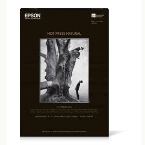 """Picture of Hot Press Natural, 24"""" x 50'"""