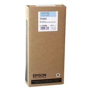 Picture of Epson T596500 UltraChrome HDR Ink 350ml Light Cyan