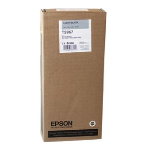 Picture of Epson T596700 UltraChrome HDR Ink 350ml Light Black