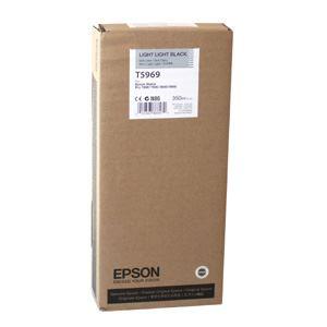 Picture of Epson T596900 UltraChrome HDR Ink 350ml Light Light Black