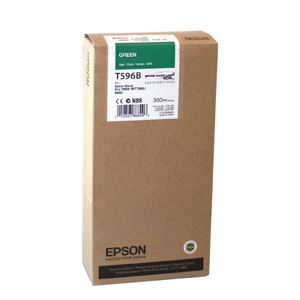 Picture of Epson T596B00 UltraChrome HDR Ink 350ml Green