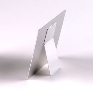 Picture of Mini Silver Metal Easel
