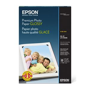 "Picture of Premium Photo Gloss (250), 17"" x 22"", 25/sheets"
