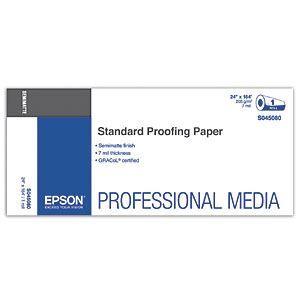 "Picture of Epson Proofing Paper Standard (240), 13"" x 19"", 100/sheets"