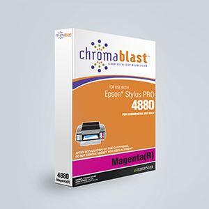 Picture of ChromaBlast, Epson 4880, Magenta (Pos 7), 110ml