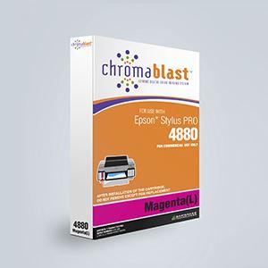 Picture of ChromaBlast, Epson 4880, Magenta (Pos 3), 110ml