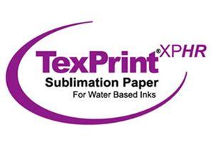 """Picture of TexPrintXPHR-Sublimation Paper, 13"""" x 110', 4 rolls per case"""