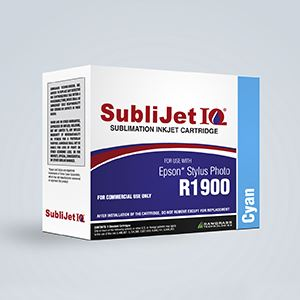 Picture of SubliJet IQ, Epson R1900, Cyan (Pos 8), 14-16ml