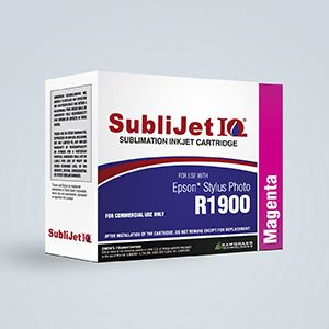 Picture of SubliJet IQ, Epson R1900, Magenta (Pos 2), 14-16ml
