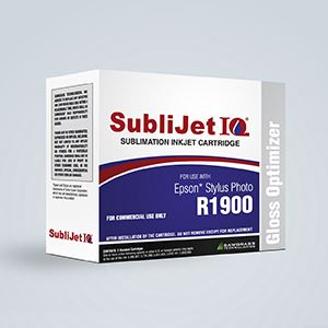 Picture of SubliJet IQ, Epson R1900, Optimizer (Pos 7), 14-16ml