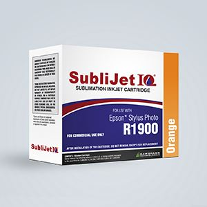 Picture of SubliJet IQ, Epson R1900, Orange (Pos 5), 14-16ml