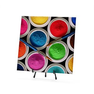Blank Dye Sublimation Ceramic Tile - 8