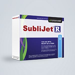 Picture of SubliJet-R, Ricoh GX 7000 & 5050, Cyan, 60ml