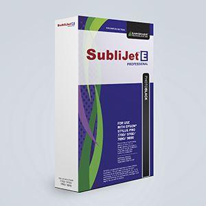 Picture of SubliJet-E, Epson 700 & 890 Series, Photo Black, 350ml