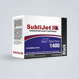 Picture of SubliJet IQ, Epson 1400/1430, Black, 14-16ml