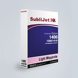 Picture of SubliJet IQ, Epson 1400/1430, Light Magenta, 110ml