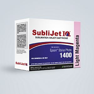 Picture of SubliJet IQ, Epson 1400/1430, Light Magenta, 14-16ml