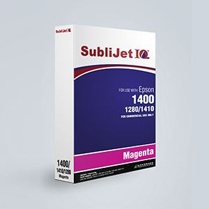 Picture of SubliJet IQ, Epson 1400/1430, Magenta, 110ml