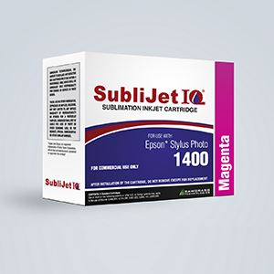 Picture of SubliJet IQ, Epson 1400/1430, Magenta, 14-16ml