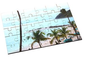 Picture of Puzzle - Rectangle (30 pieces)