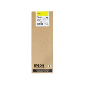 Picture of Epson T636400 UltraChrome HDR Ink 700ml Yellow