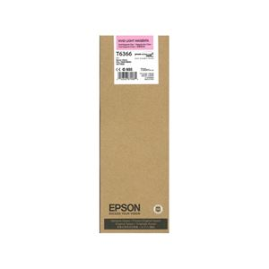 Picture of Epson T636600 UltraChrome HDR Ink 700ml Vivid Light Magenta