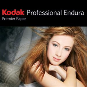 "Picture of KODAK ENDURA Premier Paper - 4"" x 577' Luster SP224"