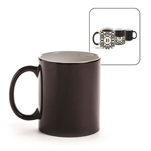 Picture of Blank Sublimation 11oz Color Changing Mug