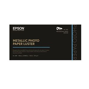 "Picture of Epson Metallic Photo Paper Luster – 16"" x 100"" (1 roll)"