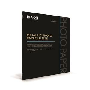 "Picture of Epson Metallic Photo Paper Luster – 17"" x 22"" (25 sheets)"