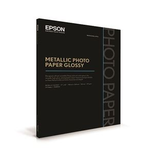"Picture of Epson Metallic Photo Paper Glossy – 17"" x 22"" (25 sheets)"
