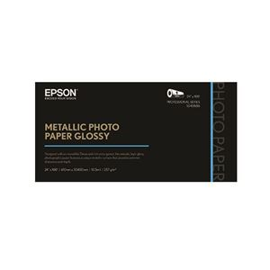 "Picture of Epson Metallic Photo Paper Glossy – 24"" x 100"" (1 roll)"