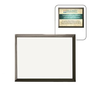 "Picture of Blank Sublimation Black Rectangle Plaque - 5"" x 7"""