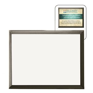 """Picture of Blank Sublimation Black Rectangle Plaque - 9"""" x 12"""""""