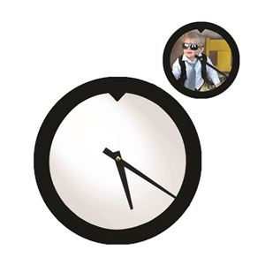 """Picture of Blank Dye Sublimation Clock - 8.125"""""""