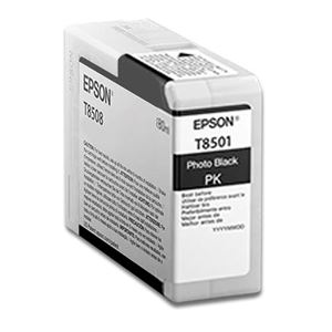 Picture of Epson T850100 UltraChrome Ink 80ml Photo Black